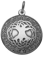 Amulette 925 Sterling Silber
